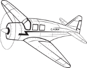 Gore Bay Flying Club Logo
